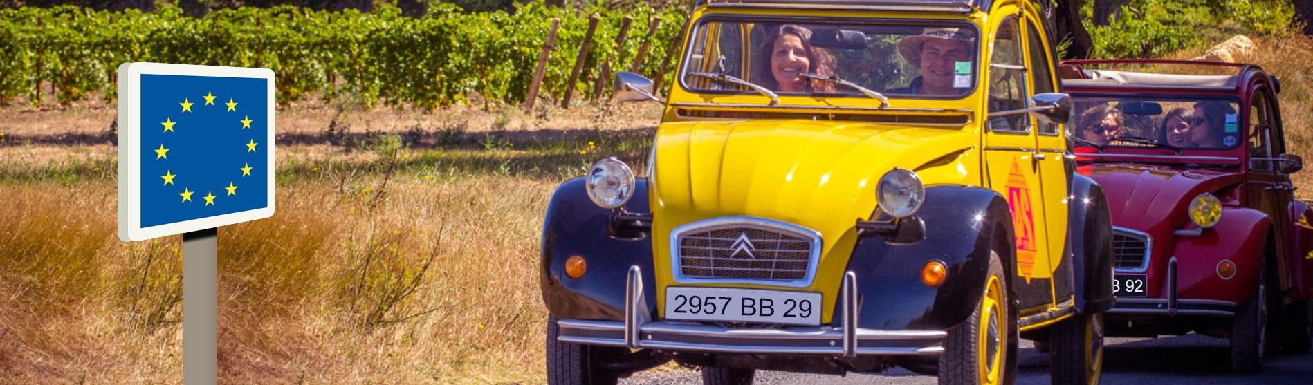 Tous les concessionnaires européens