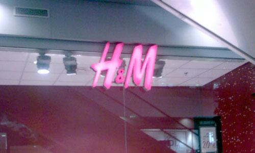 Trouver un magasin H&M