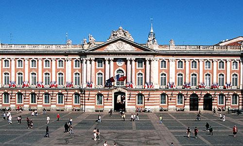 Les magasins de Toulouse