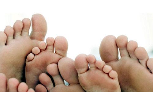 Examiner nos pieds est très instructif sur notre état de santé