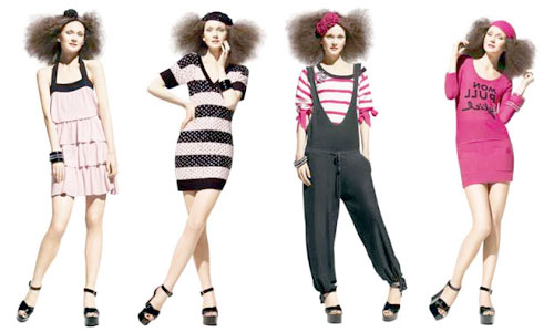 La collaboration entre H & M et Sonia Rykiel