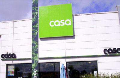 Les magasins et promos Casa