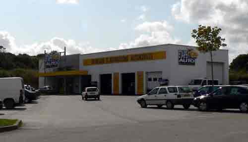 Trouver un centre Etape Auto
