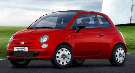 la Fiat 500