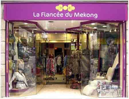 trouver un magasin La Fiancée du Mékong