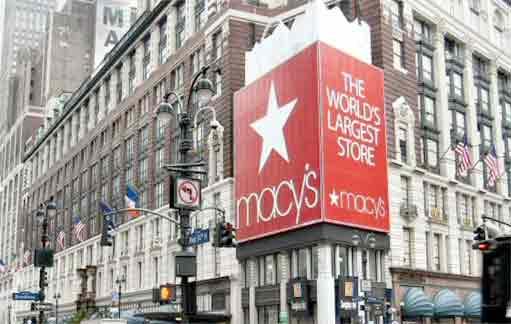 Macy's, à New York