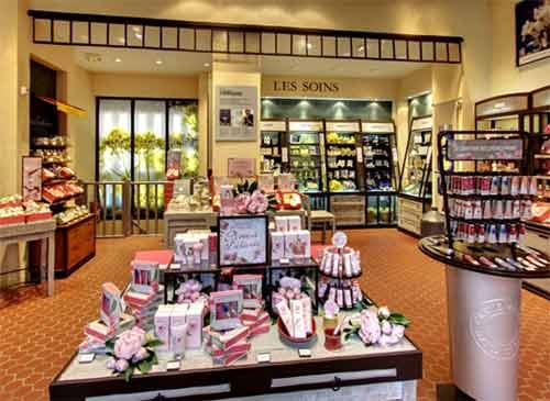 trouver un magasin l'Occitane en Provence
