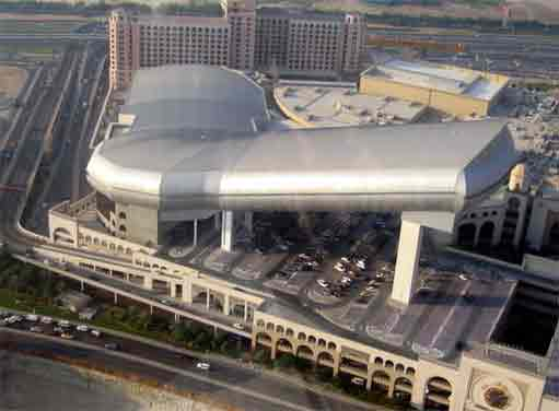 Mall of the Emirates à Dubaï