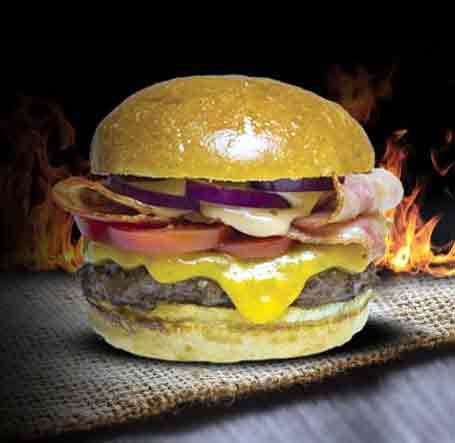Trouver un restaurant Mythic Burger