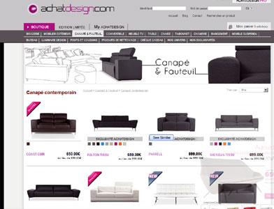 Achat Design.com