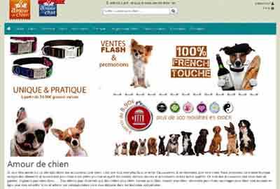 les animaleries en ligne