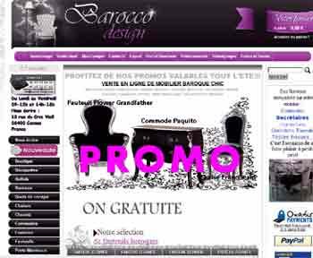 Barocco Design.com