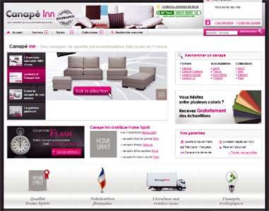 Canapé Inn.com