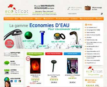 le site Ecoclicot.com