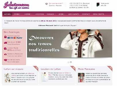 Entrer dans le site Jabador.com