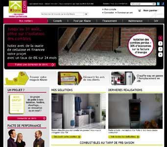 Entrer dans le site Kbane.com