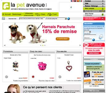 le site Lapetavenue.com