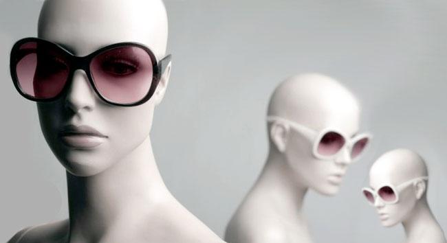 les magasins de mode