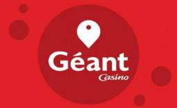 Les magasins Géant Casino