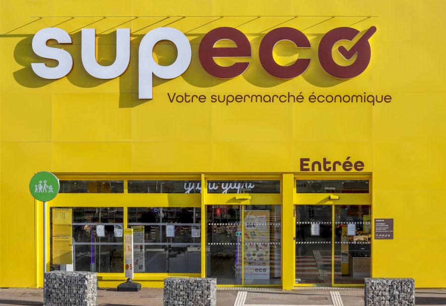 trouver un magasin Supéco