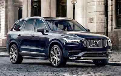 Trouver une concession Volvo
