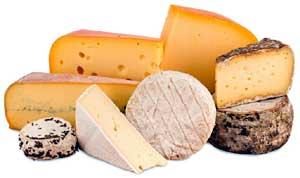 Le fromage peut être mangé même périmé