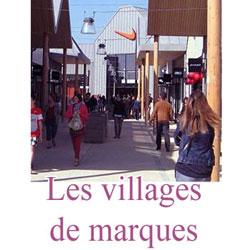 Toutes les villages de marques en France