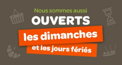 Trouver un magasin Carrefour Contact