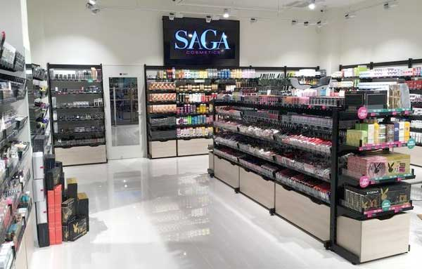 Trouver un magasin Saga Cosmetics