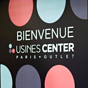 Toutes les magasins d'usine en France