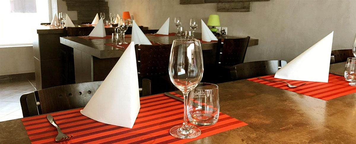 les restaurants présents en France