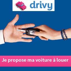 Drivy, si vous voulez louer votre voiture