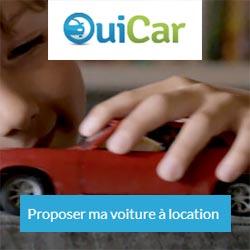 Ouicar, si vous voulez louer votre voiture