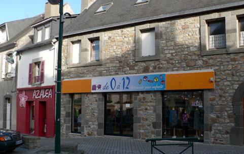 Magasin de mode pour les petits de 0 à 12 ans, rue Alsace Lorainne
