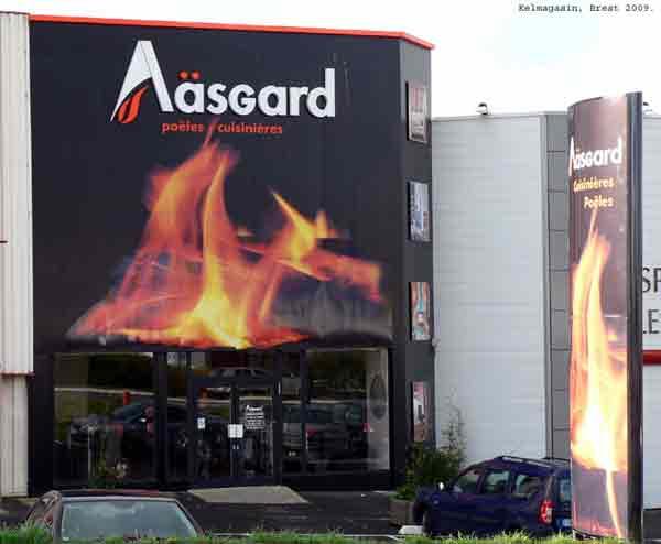 Les magasins et promos Aäsgard
