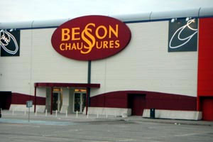 trouver un magasin Besson