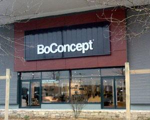 Le magasin Bo Concept de guipavas