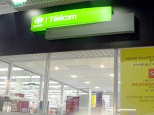 Carrefour télecom