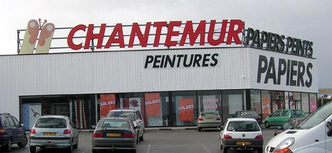 Les magasins et promos Chantemur