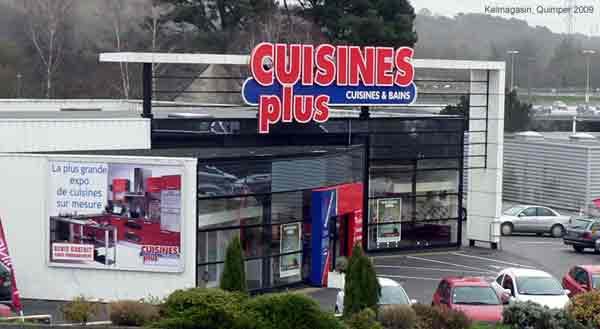 Trouver un magasin Cuisines Plus
