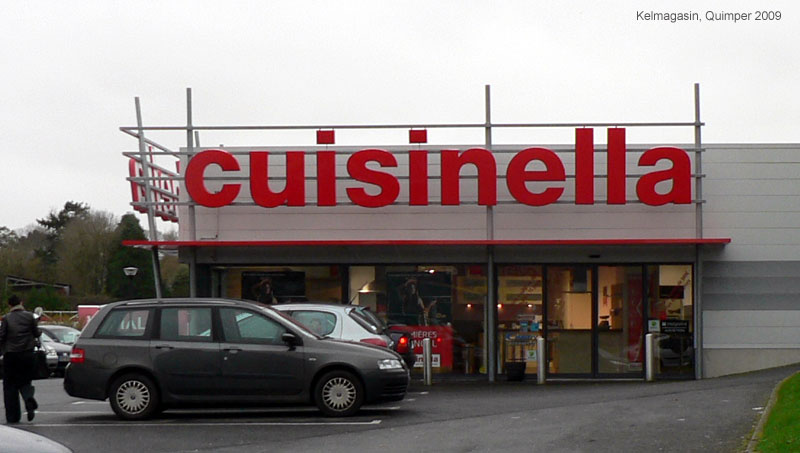 Trouver un magasin Cuisinella