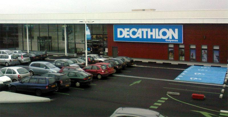 Les magasins et promos Décathlon