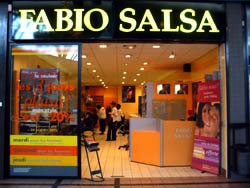 Les salons de coiffure fabio salsa en france for Salon de coiffure fabio salsa