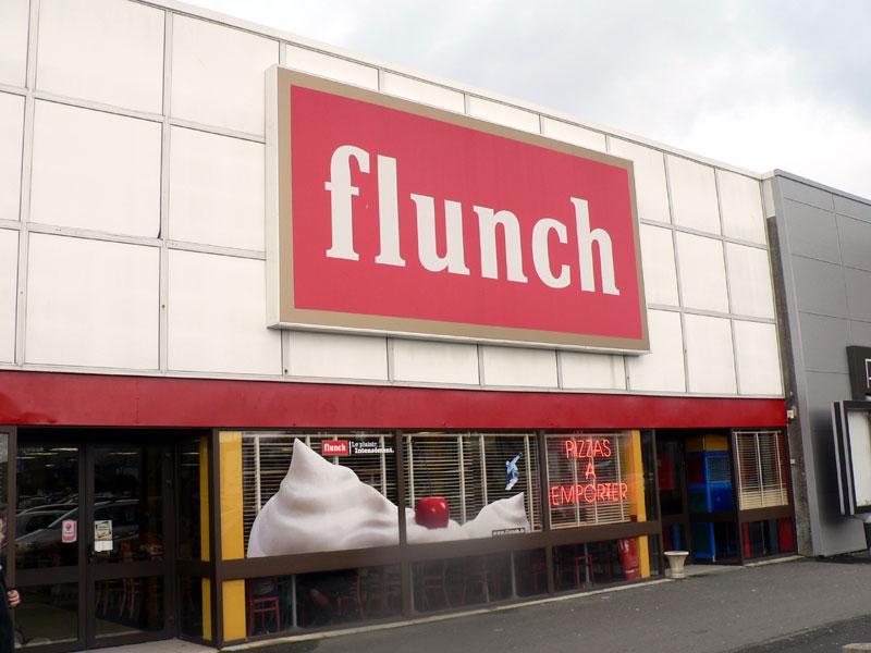 Trouver un restaurant Flunch