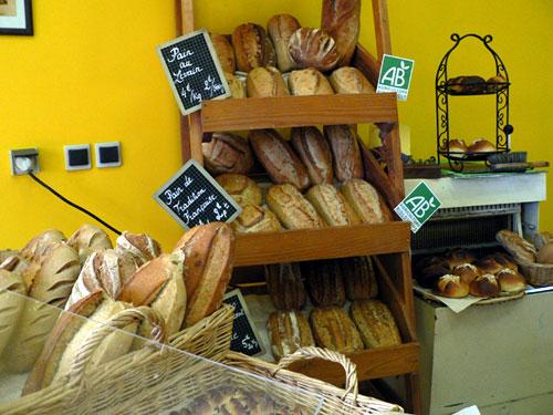 Le Fourn'ile, boulangerie bio et traditionnelle