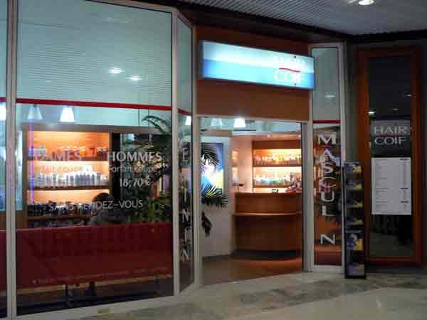 Les salons Hair Coif de Brest Iroise