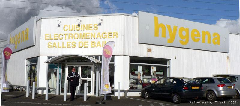 Trouver un magasin Hygena