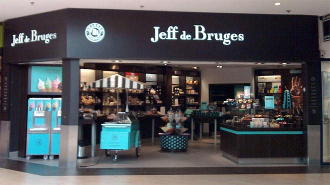 Les magasins et promos Jeff de Bruges