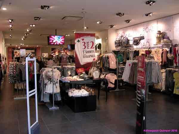 Les magasins et promos Jennyfer