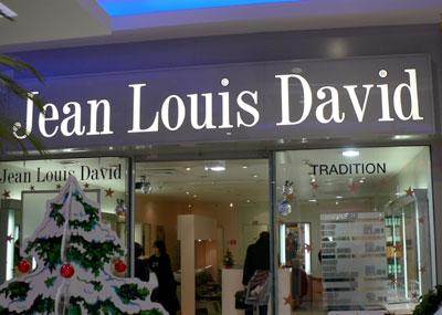 Les coiffeurs Jean Louis David